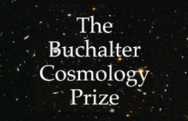 The Buchalter Cosmology Prize